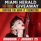 MH-Madonna Hot Ticket Contest