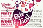 GIVEAWAY: 2 Tickets to Taste & Toast!