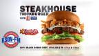Carls Jr - Steakhouse Thickburger