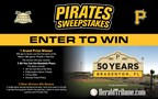 Pirates 50 Years of Spring Training Sweepstakes