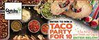 Qdoba Taco Party Contest