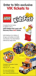 Lego Kid Fest Lead Generation