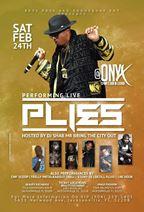 Plies at Onyx Sports Bar & Lounge