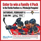 MH-Florida Panthers Contest 02/06