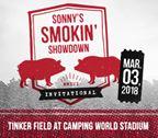 Sonny's Smokin' Showdown Tickets