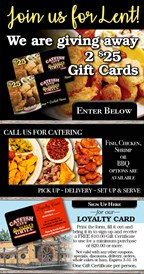 Catfish City Gift Card Giveaway
