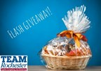 *FLASH GIVEAWAY* Enter to win a local goodies gift basket from TEAM Rochester!