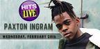 HITS Live Starring Paxton Ingram