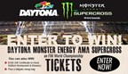 DAYTONA Monster Energy AMA Supercross Challenge