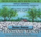 10th Annual Delta Visual Arts Festival