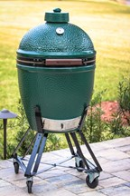 Home and Patio Show Big Green Egg!