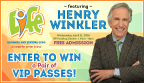 Win a Pair of VIP Passes to the Life Boomers and Seniors Expo