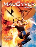 MacGyver Season One DVD Promotion