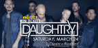 SEE DAUGHTRY!