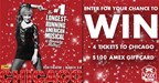 Fox Theatre Chicago Sweepstakes