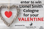 Enter To Win Lionel Smith Cologne For Your Valenti