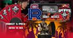Binghamton Devils Giveaway 17-18