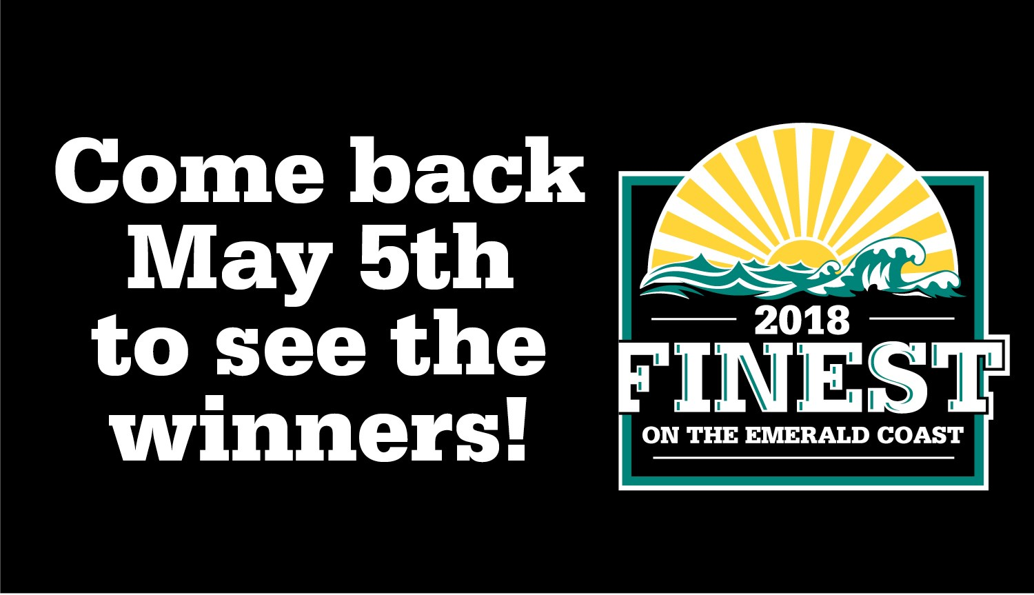 2018 Finest on the Emerald Coast - Contests and Promotions ...