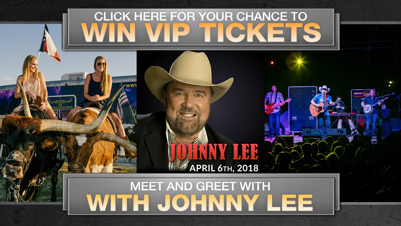 Ticket Giveaway Enter To Win 4 Vip Tickets To See Johnny Lee