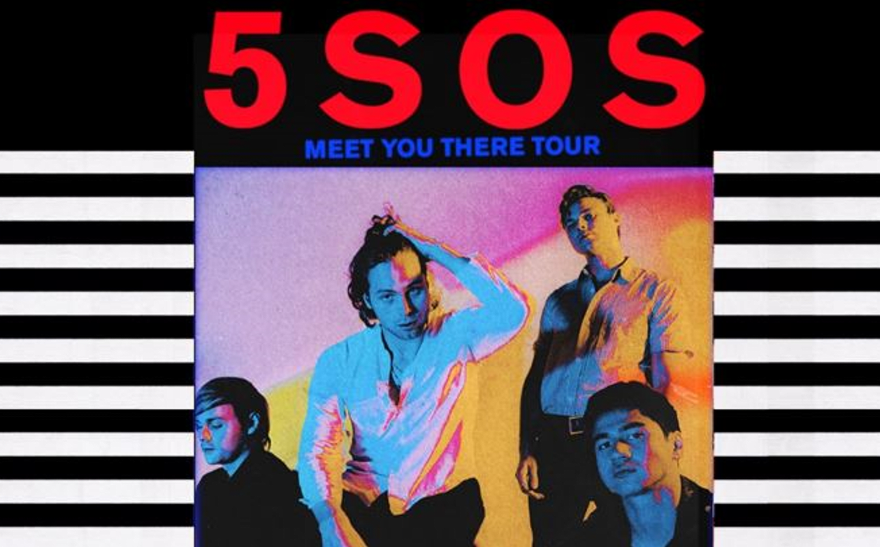 Win tickets and a meet greet to see 5 seconds of summer kzzo 5 seconds of summer kristyandbryce Gallery
