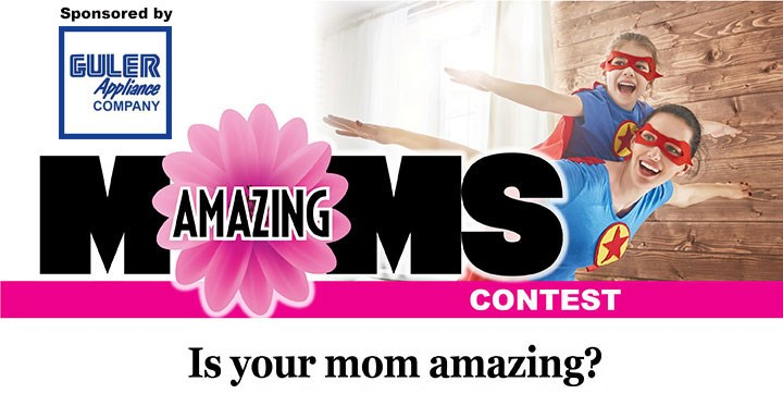 amazing mom contest contests and promotions rockford register star rockford il. Black Bedroom Furniture Sets. Home Design Ideas