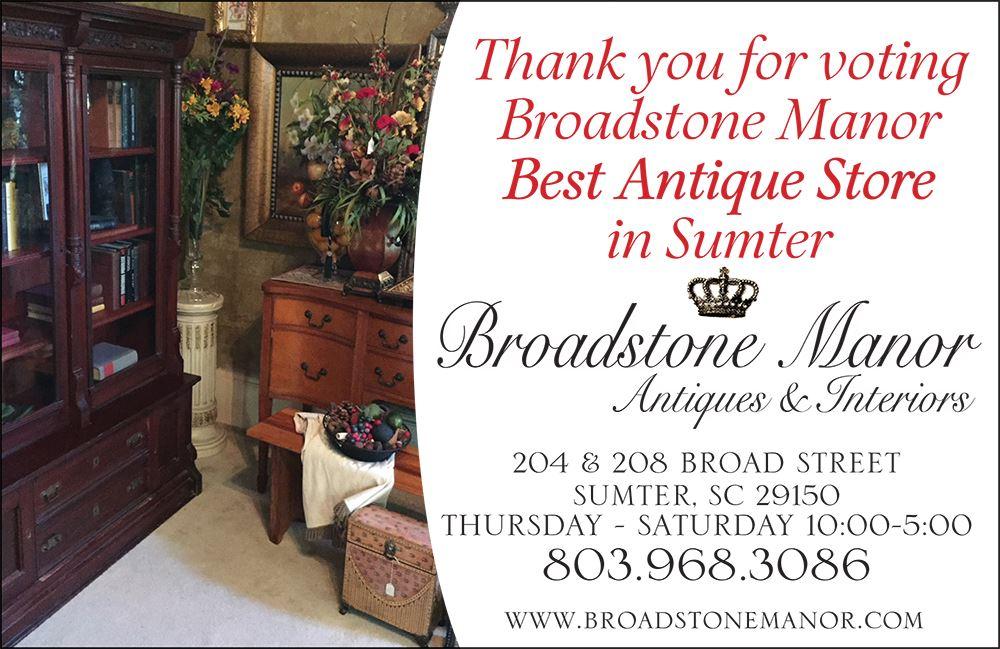 Broadstone Manor Antiques U0026 Interiors