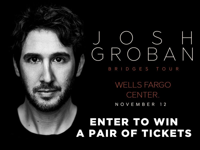 Win Tickets To See Josh Groban! « CBS Philly
