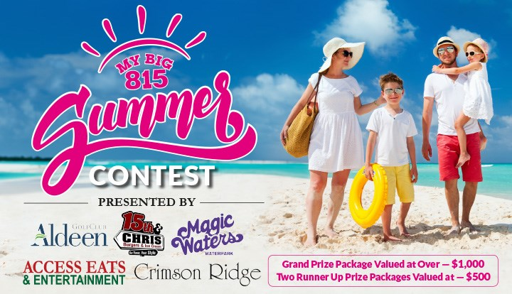My Big 815 Summer Photo Sweepstakes - Contests and Promotions