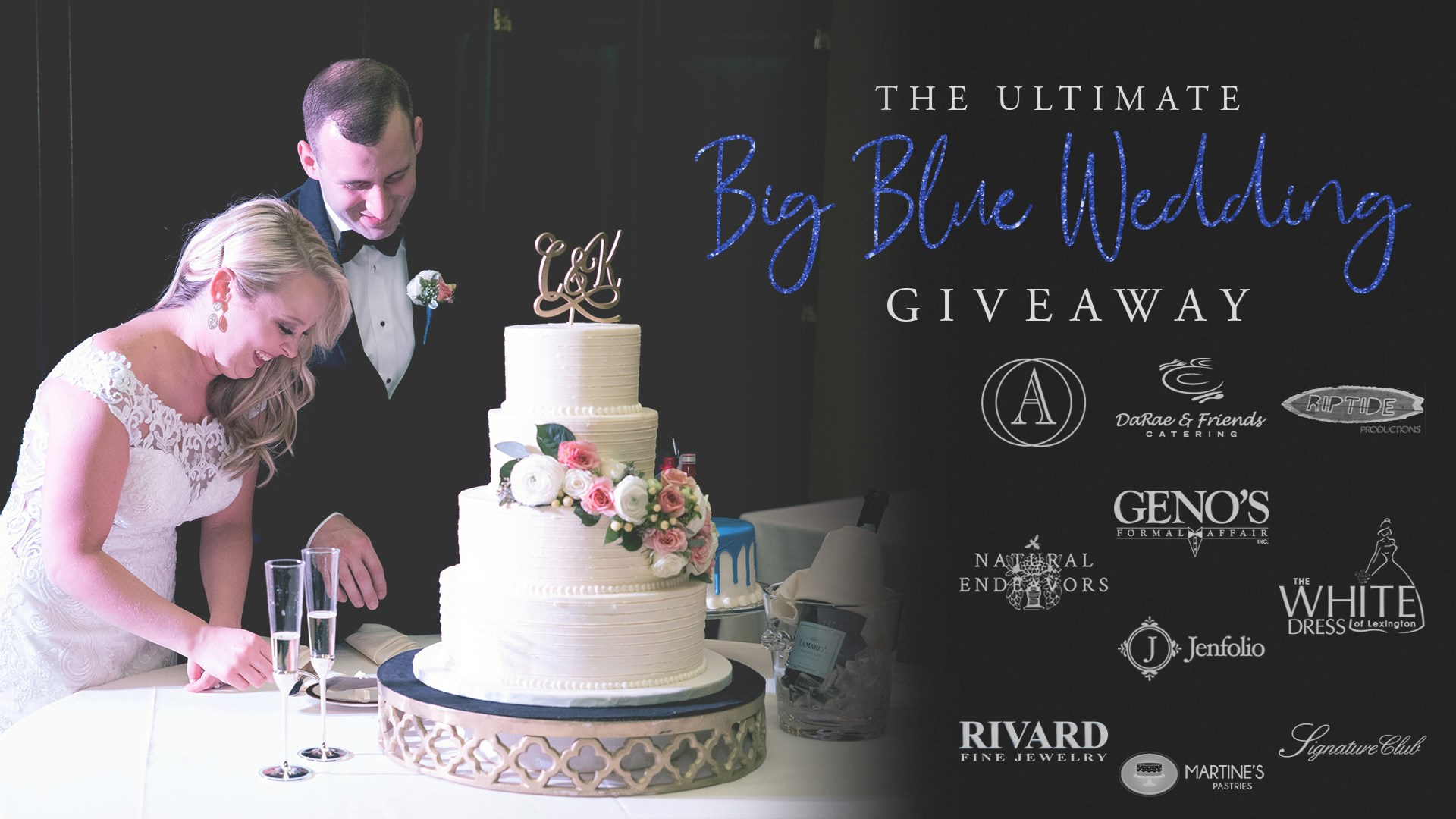 The Ultimate Big Blue Wedding Giveaway - ABC 36 News Wedding Contests