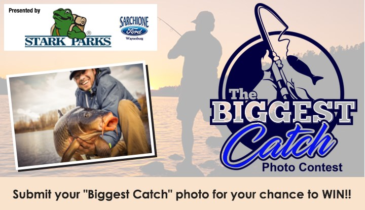 The Biggest Catch Photo Contest - Contests and Promotions