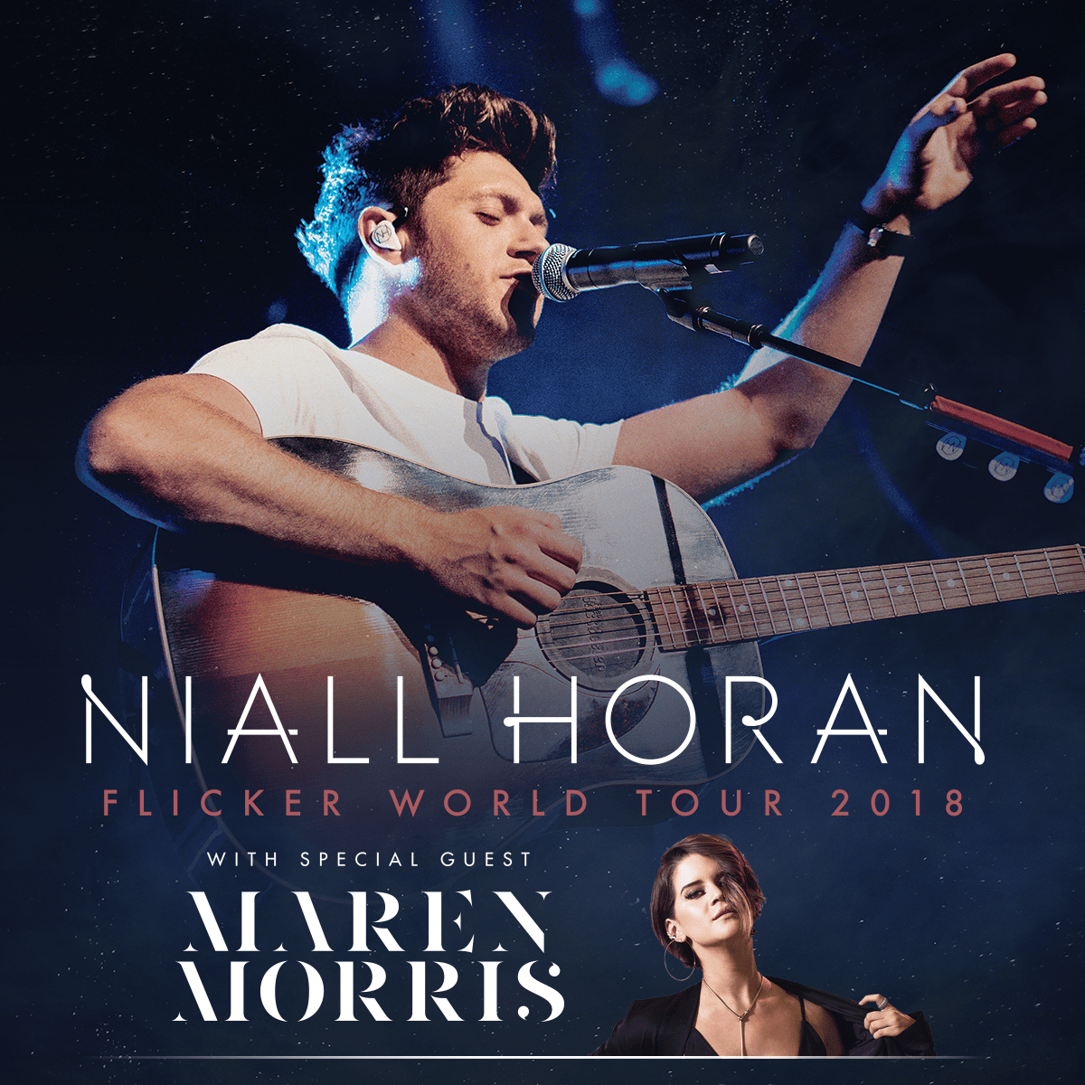Win Tickets To Niall Horan And Maren Morris Plus Meet Greets And