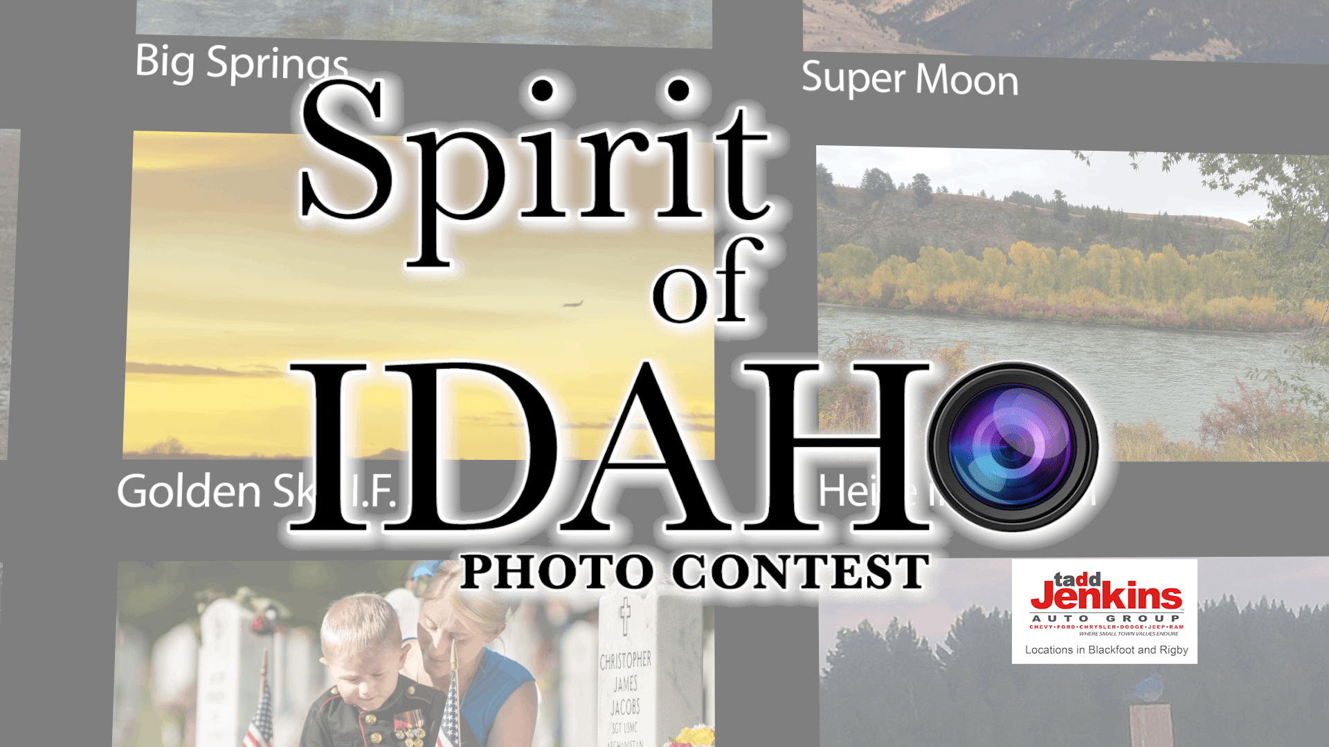 Enter Your Photo Showing The Spirit Of Idaho For A Chance To Win A Full Car Detail From Tadd Jenkins Auto Group