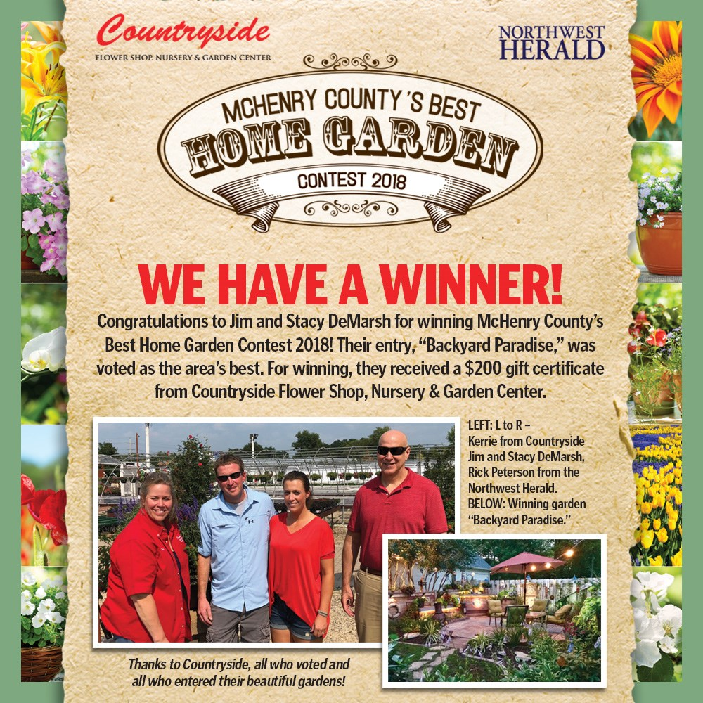 McHenry Countyu0027s Best Home Garden 2018