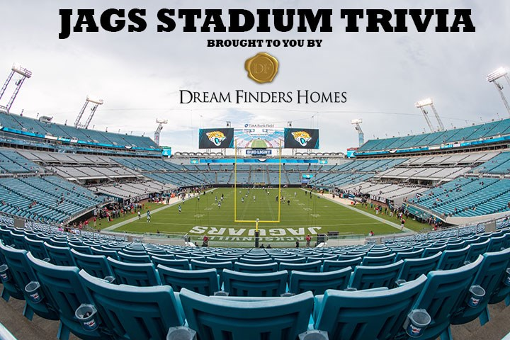 #1 What Was The Name Of The Jacksonville Jaguarsu0027 Stadium In Their  Inaugural Season?