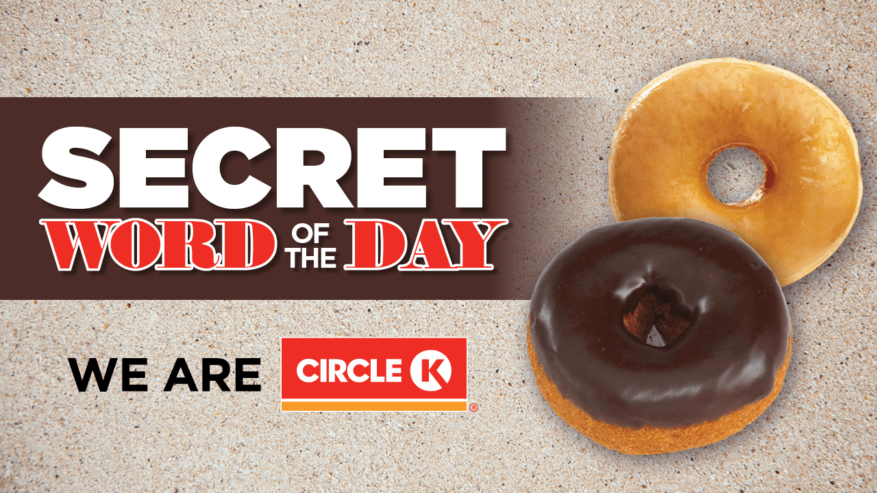 Tune into KSAT 12 every Monday-Friday @ 5:00 PM for the Secret Word of the  Day! Enter the Secret Word of the Day and you ...