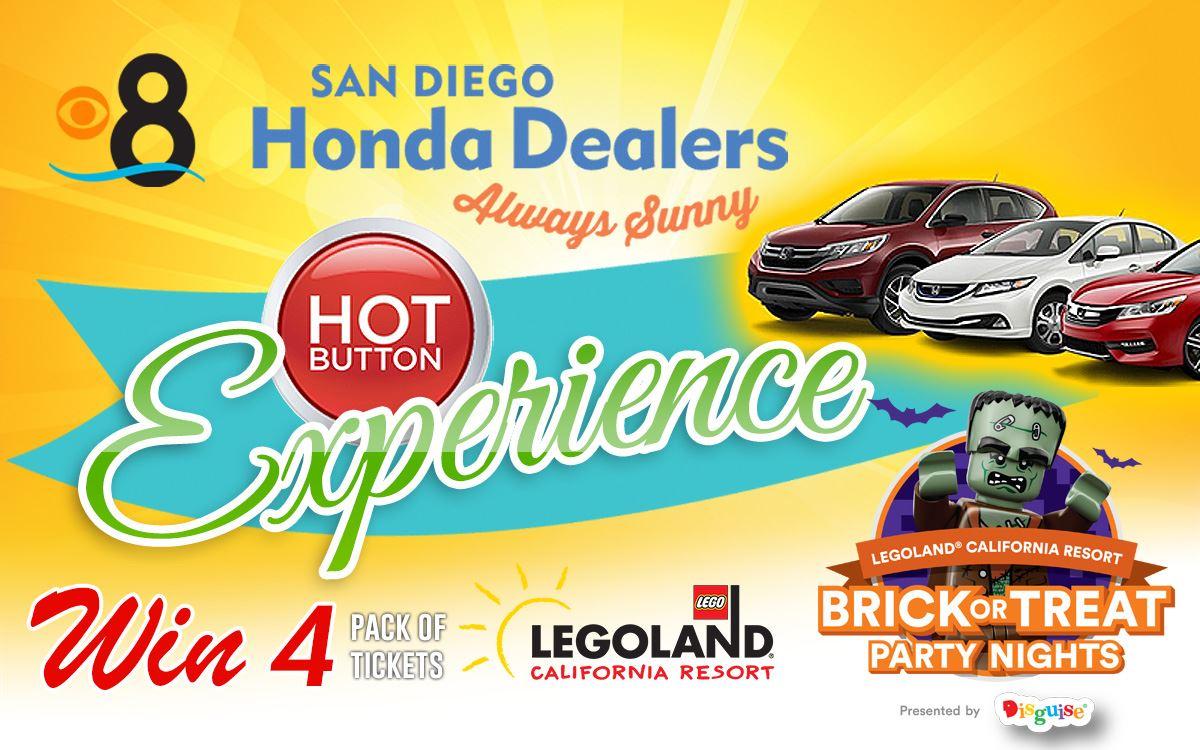 Amazing San Diego Honda Dealers Giveaway