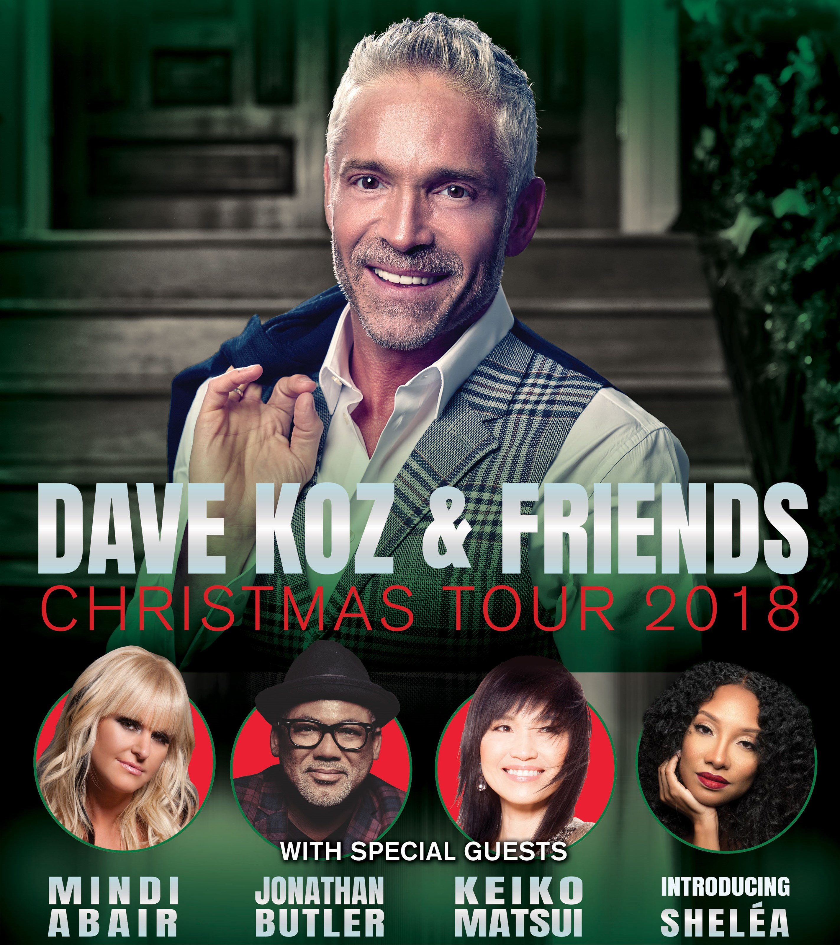 Dave Koz Christmas.Dave Koz Friends Christmas Ticket Giveaway