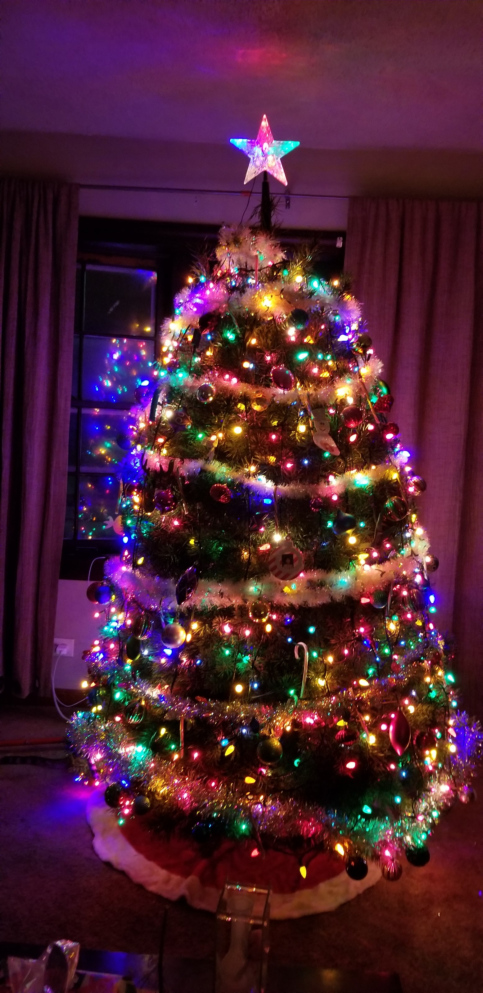 Images christmas decorating contest Printable 2018 Nunez Christmas Tree Midwest Express Clinic Midwest Express Clinic Urgent Care Christmas Tree Decorating Contest