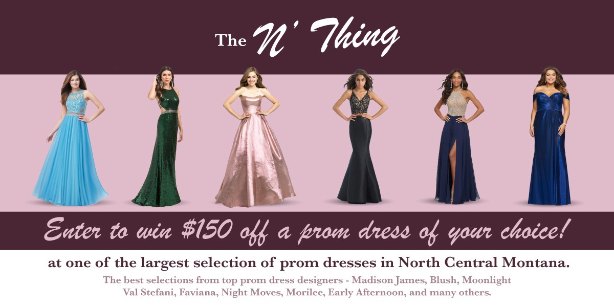 The N' Thing Prom 2019 Giveaway
