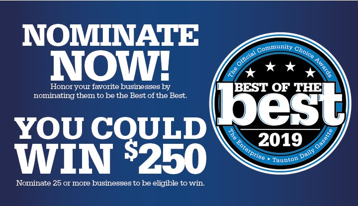 Best Of Enterprise - Contests and Promotions - The Enterprise