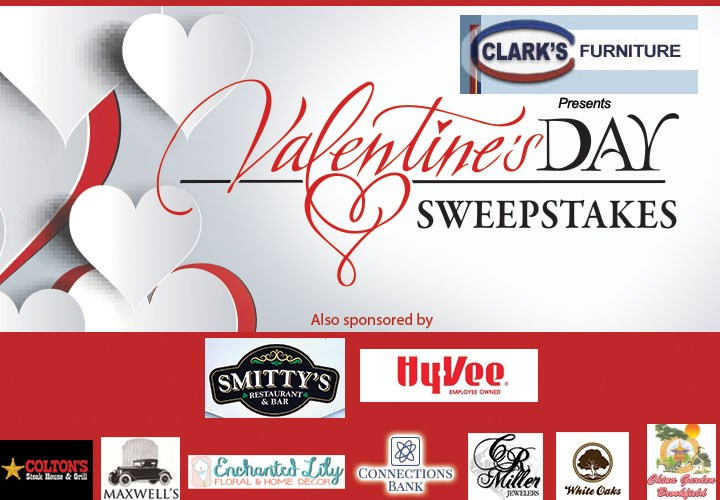 Valentines Day Sweepstakes 2019 - Contests and Promotions