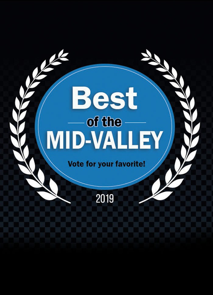 Best Of The Valley 2019 Best of Mid Valley 2019