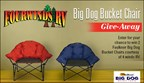 Four Winds RV Faulkner Bucket Chair Giveaway