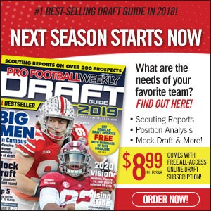 get the PFW draft guide