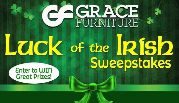 Luck Of The Irish Sweepstakes - Contests and Promotions