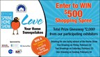 Official Spring Home Show Sweepstakes