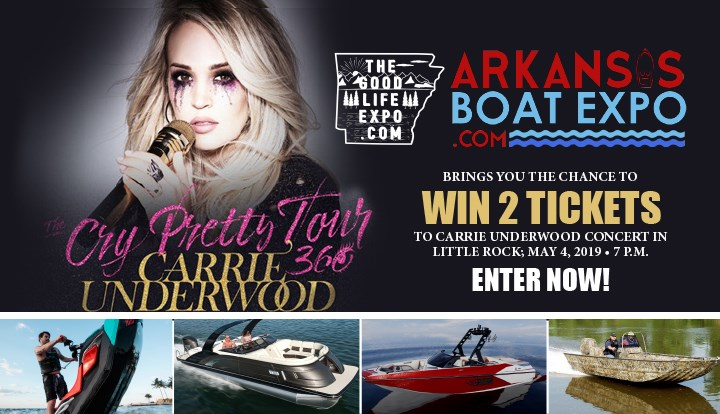 Carrie Underwood Concert Ticket Sweepstakes - Contests and