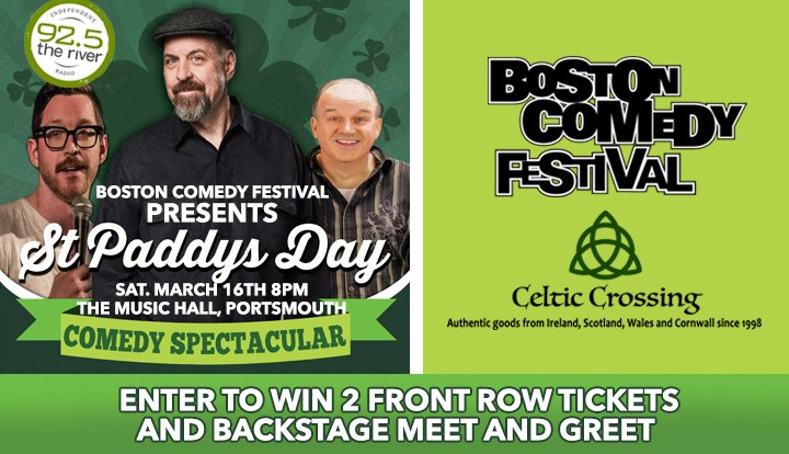 Saint Paddys Comedy Spectacular - Contests and Promotions