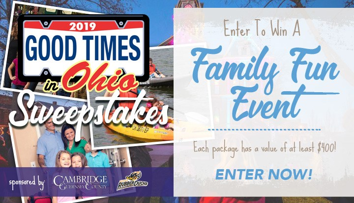 Good Times Ohio Sweepstakes - Contests and Promotions - Record