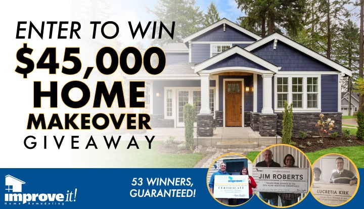 $45,000 Home Makeover Sweepstakes